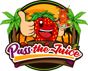 Pass The Juice Logo